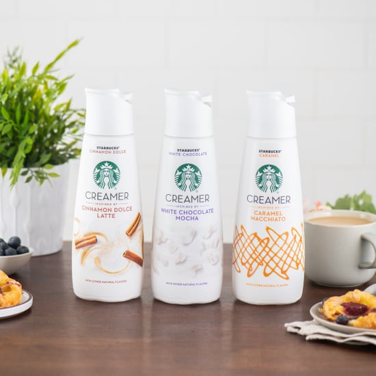 Starbucks Coffee Creamers 2019