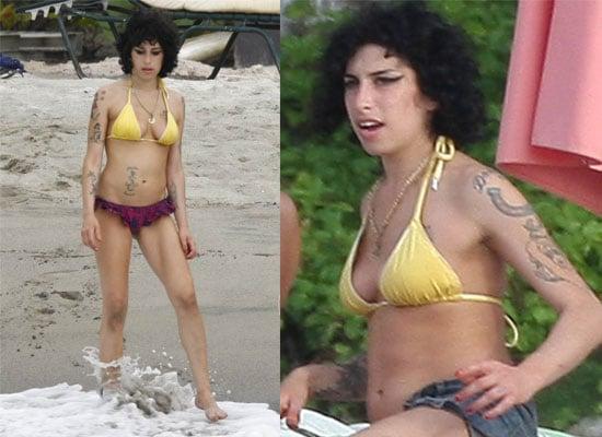 05/01/2009 Amy Winehouse