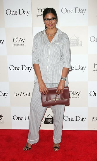 Rachel Roy Wears Pajamas to One Day Premiere