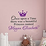 Once Upon a Time Wall Decal ($18)