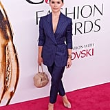 She's Walked the Red Carpet at the CFDA Awards
