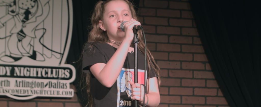 Young Comedian Saffron Herndon on the Rise | Video