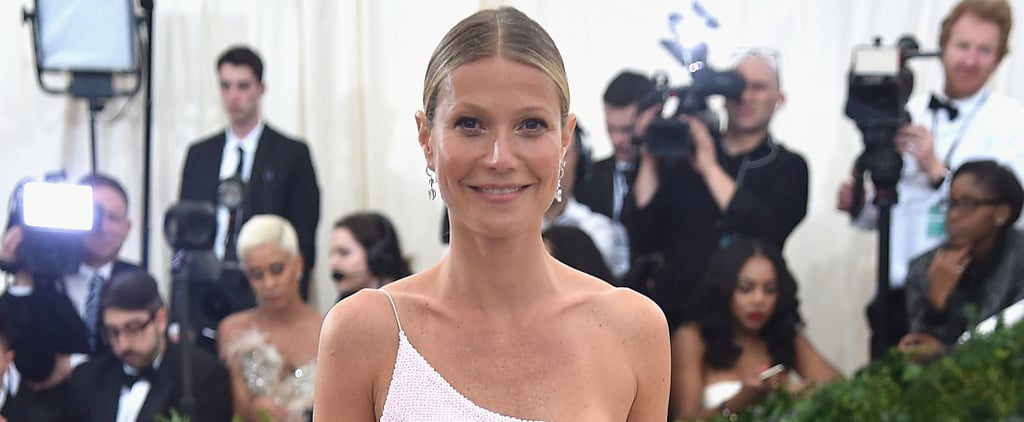 "Gwyneth Paltrow Stuns at the Met Gala After Vowing She'd ""Never Go Again"""