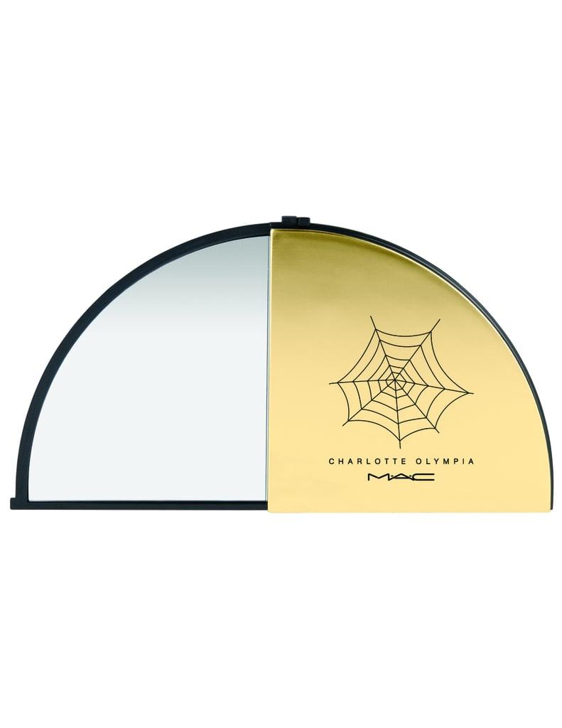 MAC Cosmetics x Charlotte Olympia Mirror Compact | Charlotte