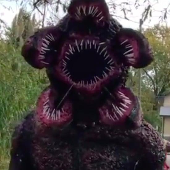 Stranger Things Demogorgon Halloween Costume