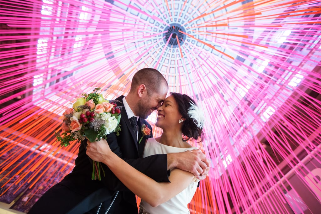 Connie and Dan wanted their wedding to reflect their lively personalities, and the Pittsburgh Children's Museum was the perfect venue to hold their ceremony and reception. See the wedding here!