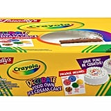 Friendly's Crayola Decorate Your Own Ice Cream Cake