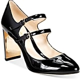 Nine West Academy Mary Jane Block-Heel Pumps ($99)