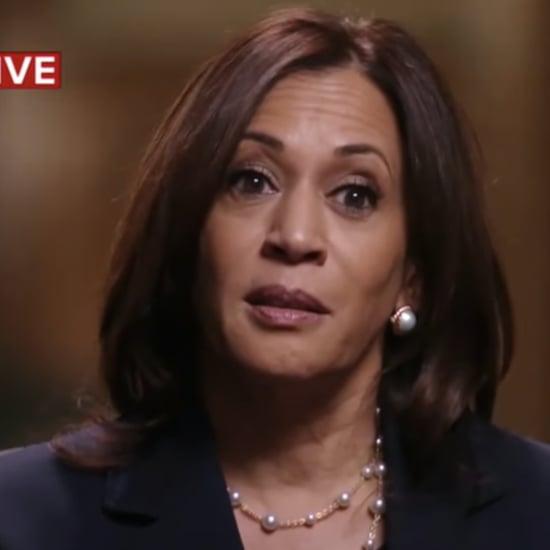 Kamala Harris Defends Jill Biden Over WSJ Op-Ed on GMA