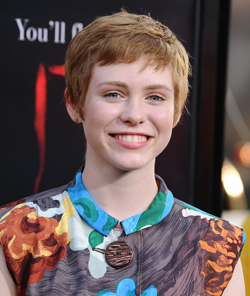 Sophia Lillis as Beverly Marsh