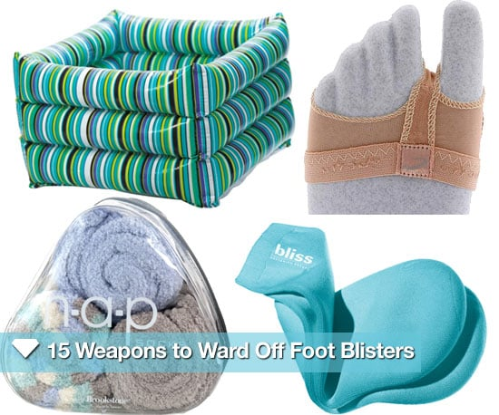 How to Prevent Foot Blisters