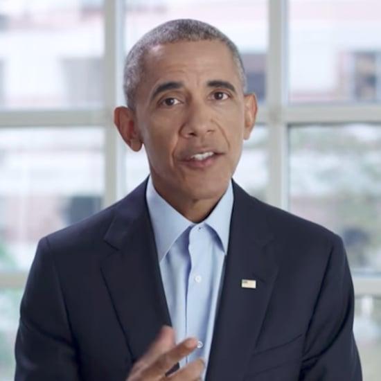 Barack Obama Announces Obama Foundation Summit