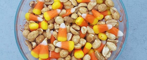 Is Candy Corn With Peanuts Good?