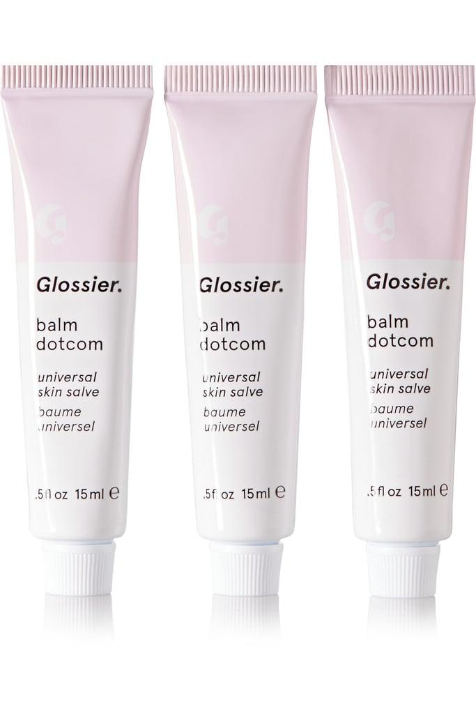 Glossier Set of 3 Balm Dotcom ($36)