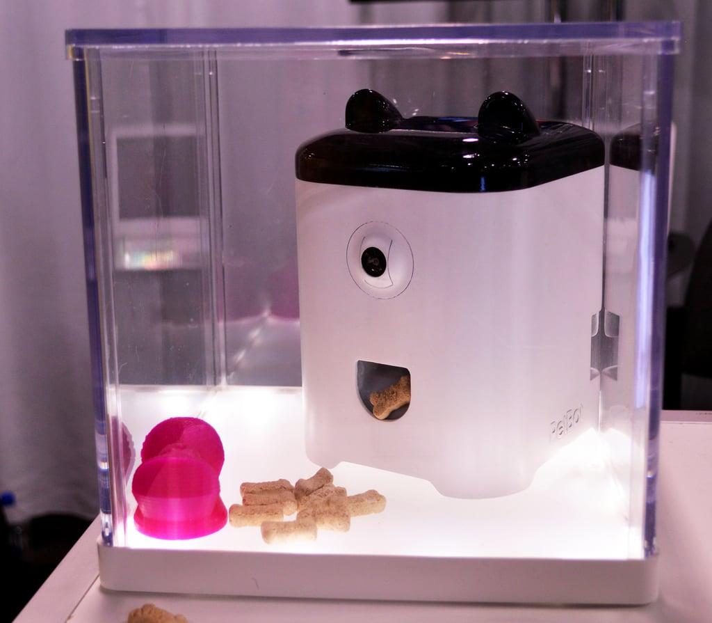 petbot smartphone best pet gadgets 2016 popsugar tech photo 1