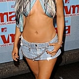 Early 2000s Fashion Trend: Criss-Cross Halter Tops