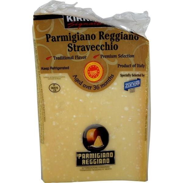 Kirkland Signature Stravecchio Parmesan ($20 per pound)