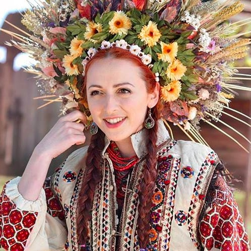 Ukrainian Flower Crowns