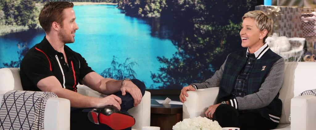 Ryan Gosling Is So Cute While Gushing About His 2 Girls on Ellen