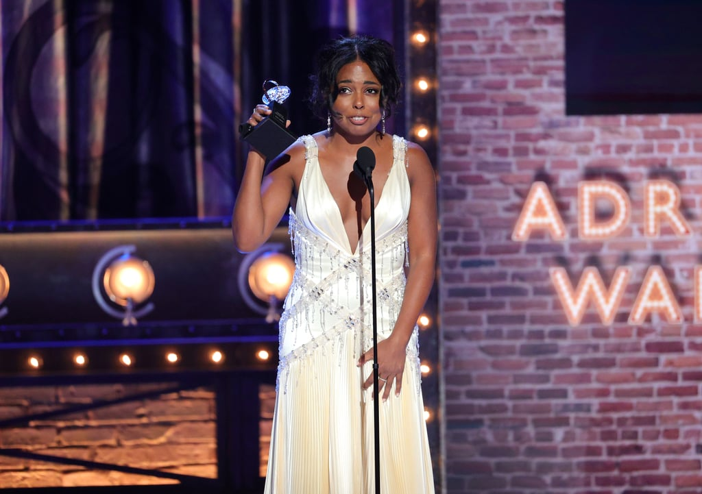 Adrienne Warren Wins Tony For Tina: The Tina Turner Musical