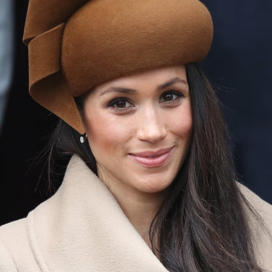 Meghan Markle's Christmas Hat 2017