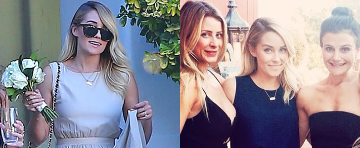 Lauren Conrad and Lo Bosworth Team Up as Bridesmaids!