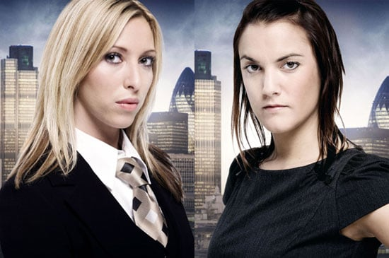 Photos of Kate Walsh and Yasmina Siadatan Who Are in The Final of The Apprentice on Sunday 7 June 2009