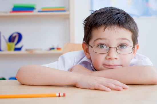 Facts About Children's Eye Health