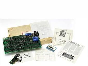 Apple-1 Christie's Auction