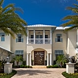 All of the homes possess distinctive Floridian charm.