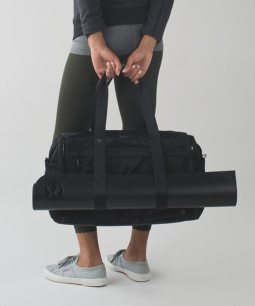 The Over-Packer: Lululemon Urban Warrior Duffel