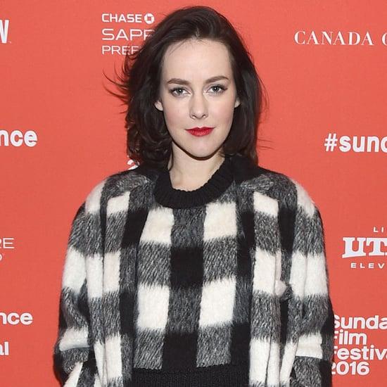 Jena Malone's Baby Bump at Sundance Film Festival 2016
