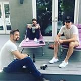 Shane West Instagram Pictures