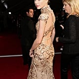 Taylor Swift rocked Zuhair Murad for the Grammys.