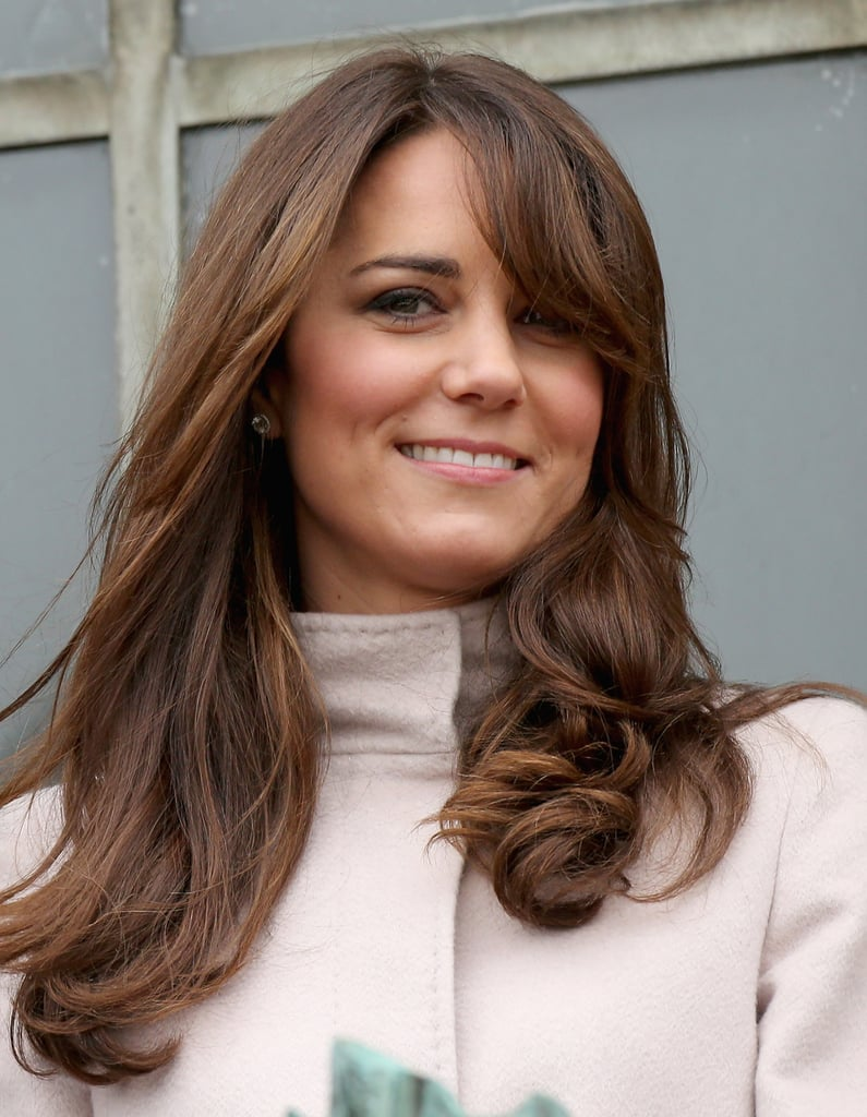 Kate Middleton stepped out in Cambridge.