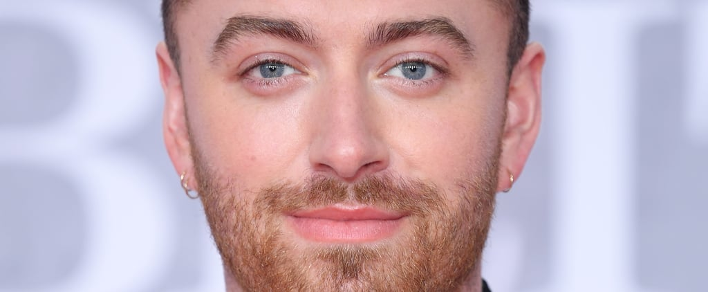 Sam Smith's Winged Eyeliner 2019