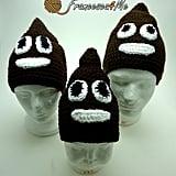 Poop Emoji Hats