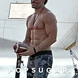 Joe Manganiello's Insane Muscles