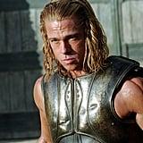 Brad Pitt as Achilles