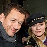 Diane Kruger and her A Place Almost Perfect costar posed for a photo.