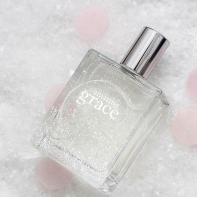 Philosophy Amazing Grace Snow Globe Perfume Holiday 2017