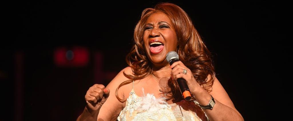 Aretha Franklin Performance Brings President Obama to Tears
