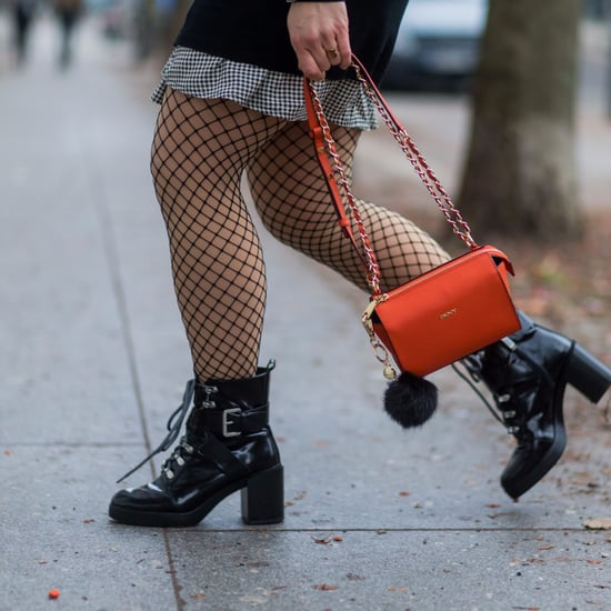 These 14 Pairs of Black Tights Are Anything but Ordinary