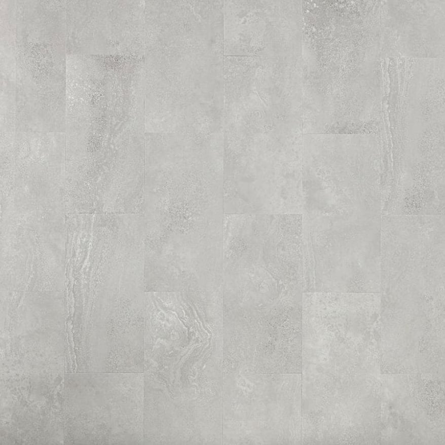 Pergo DuraCraft WetProtect Storm Cloud Slate Waterproof Interlocking Luxury Vinyl Tile