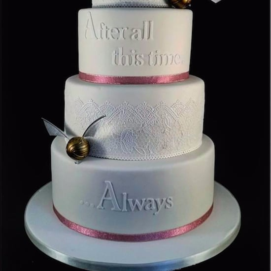 Harry Potter Wedding Cakes
