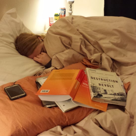 Guy Posts Photo of Girlfriend Sleeping on Imgur
