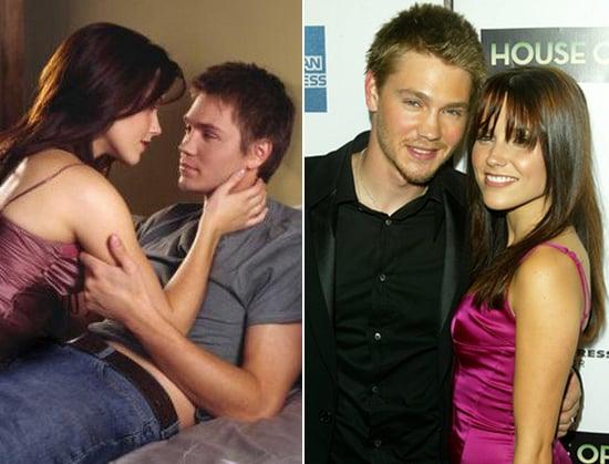 Chad Michael Murray and Sophia Bush | 25 TV Couples Who ...