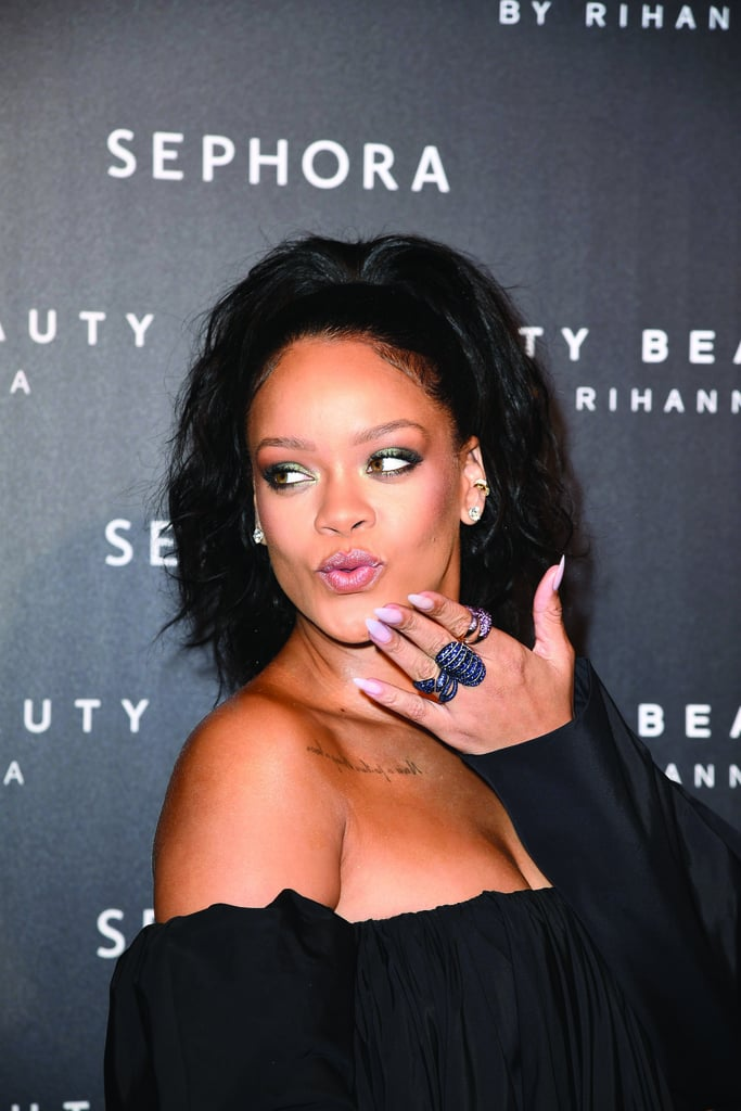 Rihanna Announces Fenty Beauty Holiday Collection in Paris