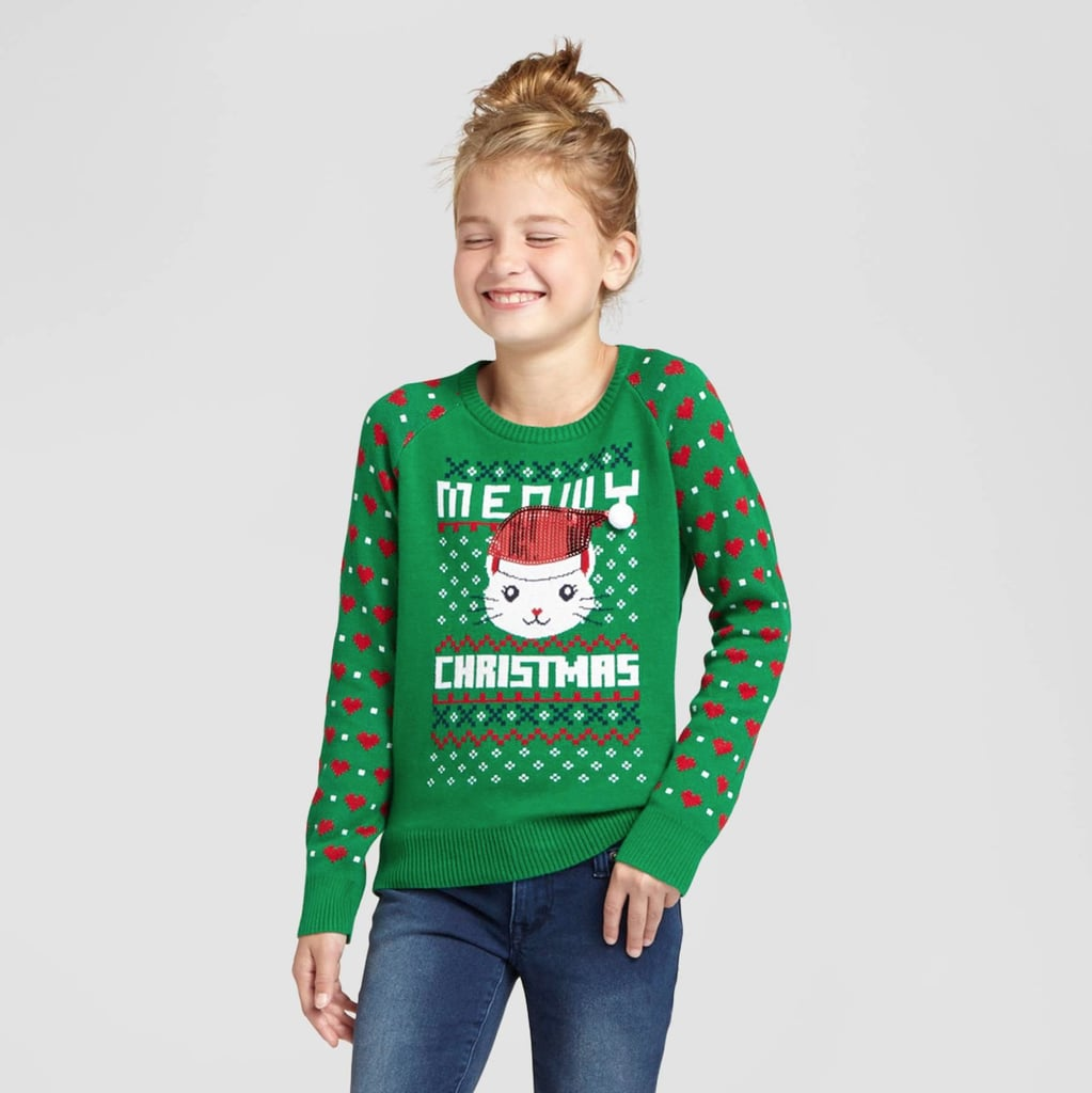 27 Hilarious and Adorable Ugly Christmas Sweaters For Kids