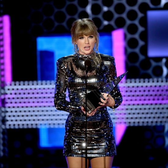 Taylor Swift's 2018 AMAs Acceptance Speech Video